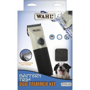 Wahl battery trim