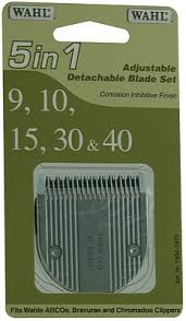 Wahl 5in 1 trimmer blade